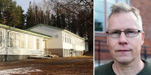 Jörgen Persson menar att intäkterna från försäljningen inte är det viktigaste. – Fastigheterna i länet är inte värda så mycket, om man inte börjar närma sig Östersund.