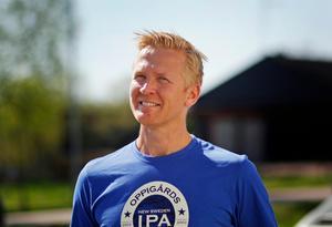 Tillsammans med Oppigårds vd Björn Falkenström kommer de växla upp verksamheten och fokusera på framtiden.