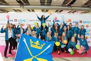 Dalarnas UF-företag fick inte mindre än sex medaljer med sig hem från SM i ung företagsamhet.(foto: UF Dalarna)