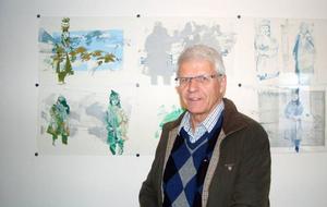 I slutet av oktober kommer Birger Ekerlid ut med sin roman