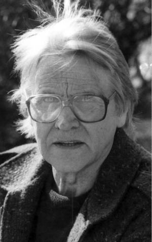 Arne Åkervall.