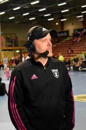 Thomas Brottmans IBF Falun valde Dalen när kvartsfinalspelet börjar på torsdag.