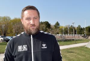 Erik Axelsson i BHK önskar sig mer respekt och förståelse från kommunen.