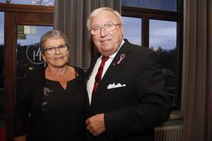 Karin Enedahl och Rolf Hahre.