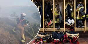 """""""Trots att antalet invånare i Sverige har ökat stort de senaste åren har antalet brandmän blivit färre"""" skriver Malin Ragnegård, avdelningsordförande  för Kommunal Bergslagen."""