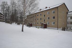 Ludvikahem räknar med att det blir åtta – tio lägenheter när Notgårdshemmet renoveras och byggs om.