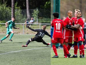IK Franke och Sala FF har goda möjligheter att gå upp till division 2