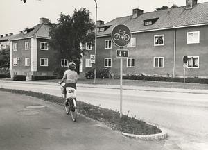 Skultunavägen 14 1976. Foto: Per Ola Holm/VLT:s arkiv