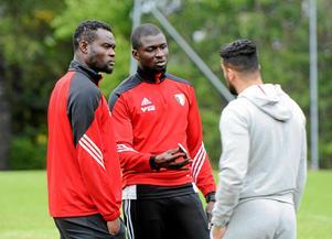 Njogu Demba Nyrén är avstängd i ytterligare två matcher.