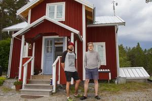 Lars Lundberg har tillbringat varje sommar på Våtnäs.
