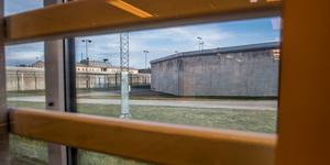 Anstalten Hall. Foto: Lars Pehrson