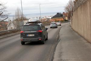 Guppen på Ådalsvägen kan komma att göras om.