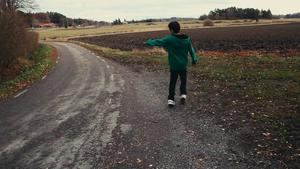"""Ur Knutte Westers film """"Här går gränsen"""" . Pressbild"""