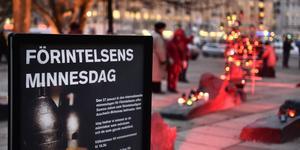 Anita Lilja-Stenholm skriver om förintelsens minnesdag den 27 januari.