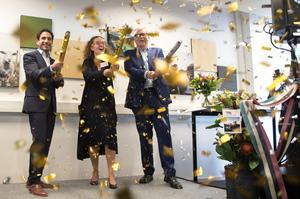 Det var guldregn och fest när den nya myndigheten med det lite stalpiga namnet Myndigheten för digital förvaltning, DIGG, invigdes i september förra året.