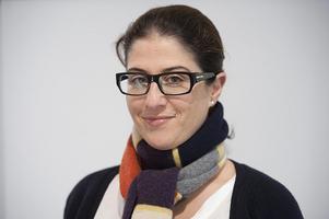 Författaren och frilansjournalisten Dilsa Demirbag-Sten. Foto: TT