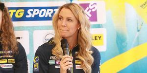 Ingela Andersson säkrade den sista platsen till världscupen i Östersund. På söndag gör hon comeback på hemmaplan under damernas sprint.
