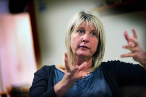 Karin Örjes (C) blir ett av fem kommunalråd i Borlänge.