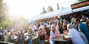 Nipyrans sommarfestival i Sollefteå verkar fortsätta. Intresset var stort bland dem som vill engagera sig i arrangemanget. Foto: Robbin Norgren/arkiv
