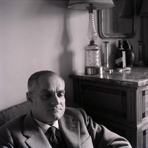 Den italienske författaren Alberto Moravias roman