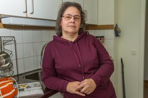 """""""Jag tycker kommunen leker med pensionärerna när de skickar dem hit och dit"""", säger  Britt-Mari Tengerström som är dotter till Anny Rönnkvist."""