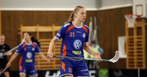 Under söndagen gör Lovisa Åström debut i SSL.