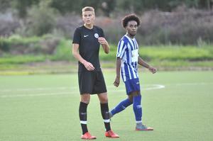 Säters IF-fostrade Felix Mazzola fick lämna sin tidigare hemmaplan som förlorare med sin nuvarande klubb, Forssa BK.