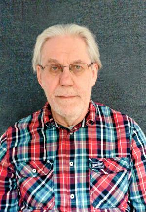 Kjell Åhsberg. Foto: Privat