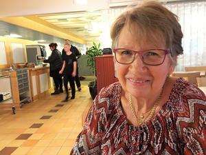 Anita Nyström, ordförande för Annikas minnesfond.