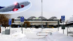 Upphandlingen gällande hangarporten på Sundsvall Timrå Airport överklagades till förvaltningsrätten.