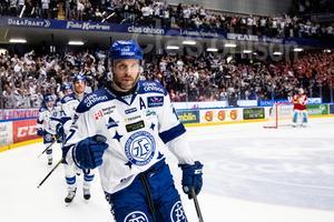 Det nya jobbet innebär inte att spelarkarriären är ett avslutat kapitel, menar Jesper Ollas. Foto: Daniel Eriksson/Bildbyrån.