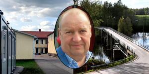 Gagnefs barn- och utbildningsnämnds ordförande Jan Wiklund berättar att en hel del invånare i Djura, på andra sidan kommungränsen, Österdalälven och Marielundsbron, visat intresse för att placera sina barn i skola i Gagnef.