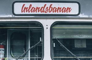 Inlandsbanan vd Peter Ekholm ger byalaget i Röjan  stöd i planerna på att göra  trakten till ett trafiknav.