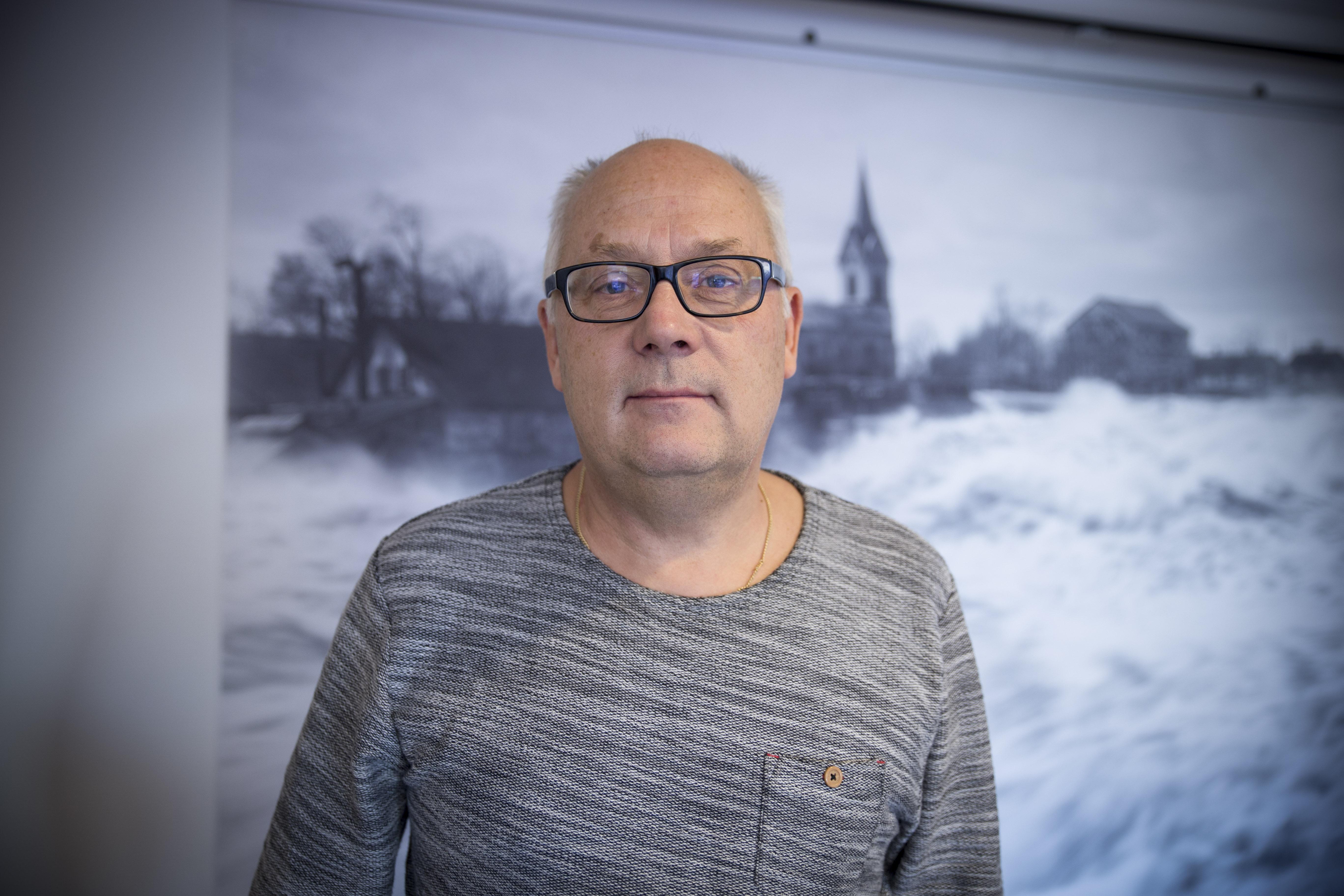 Mikael Westberg (S), ordförande i bildningsstyrelsen.