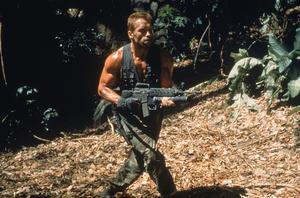 Kroppsbyggarikonen Arnold Schwarzenegger gick ner över tio kilo för att bli mindre och smidigare i