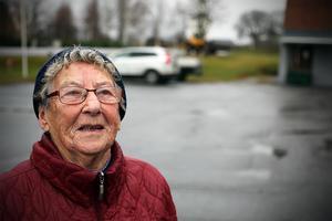 Anna-Lisa Pettersson skulle utan tvekan kunna tänka sig att bli listad hos en vårdcentral i Nordingrå.