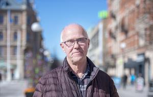 Anders Bergkvist, 68 år, pensionär, Korsta: