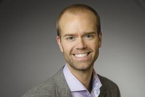 Mattias Lundberg, docent i psykologi, varnar för pseudovetenskap på arbetsplatser. Pressbild. Foto: Mattias Pettersson