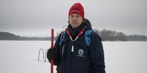 Mikael Olausson är ordförande i Issäkerhetsrådet.