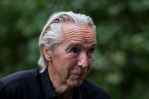 Mats Nolemo, växte upp i Mo mellan Söderhamn och Bollnäs och är en av Friteaterns fasta skådespelare.  Foto: Mattias Göthberg