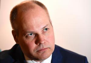 Justitieminister Morgan Johansson (S) förslag om grundlagsändring bör skrotas. Foto: Anders Wiklund