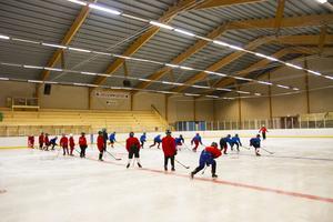 Ispassen är en del av Järvsö hockey camp.