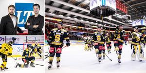Andreas Hanson och Jacob Sjölin tycker till om SSK.