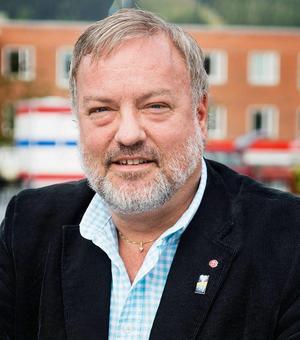 Robert Uitto, regionråd i opposition. Foto: Viktor Holm