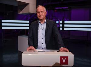 Borde veta bättre. Vänsterledaren Jonas Sjöstedt. Foto: Pontus Lundahl/TT