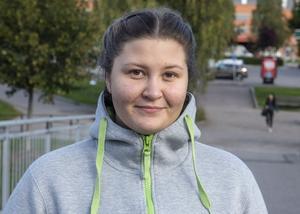 Alexandra Malmström, 19 år, studerande, Timrå.