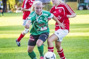 Moa Eriksson, Själevad. Foto: MARIA EDSTRAND/ARKIV
