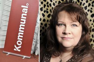 Maritha Mähler, ordöfrande Kommunal mellersta Norrland.