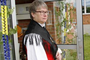 Skolchef Eva Fors upplever att politikerna är ointresserade av förskolan.