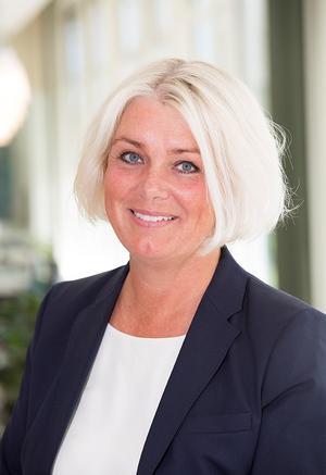 Jeanette Berggren vd Örebroporten Foto: Örebroporten